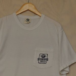 Southern Point Short Sleeve Tee L